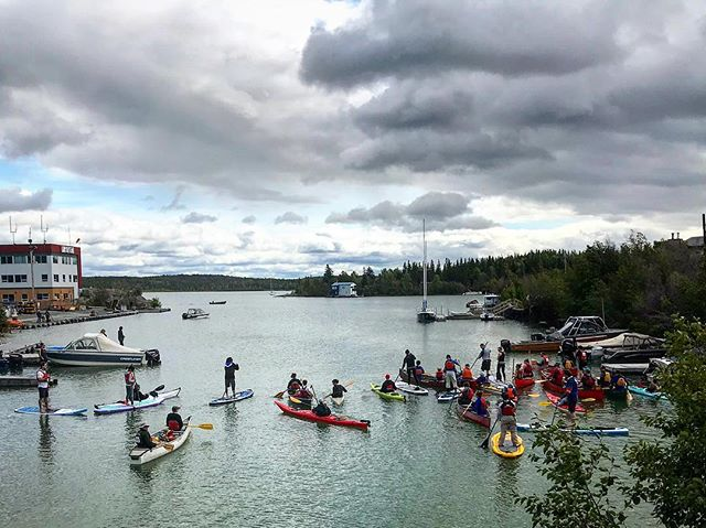 Thanks to the Somba K'e Paddle Club for putting on another fun Latham Island Race! Stoked to see another good showing of stand up paddlers!