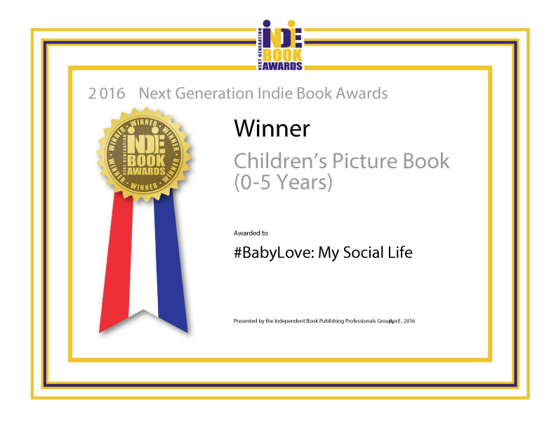 2016 Next Generation Indie Book Award Winner
