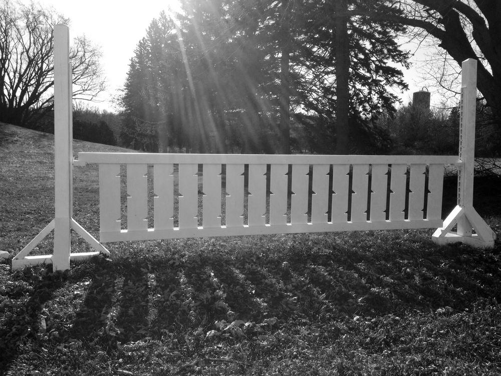Woodland Gate.