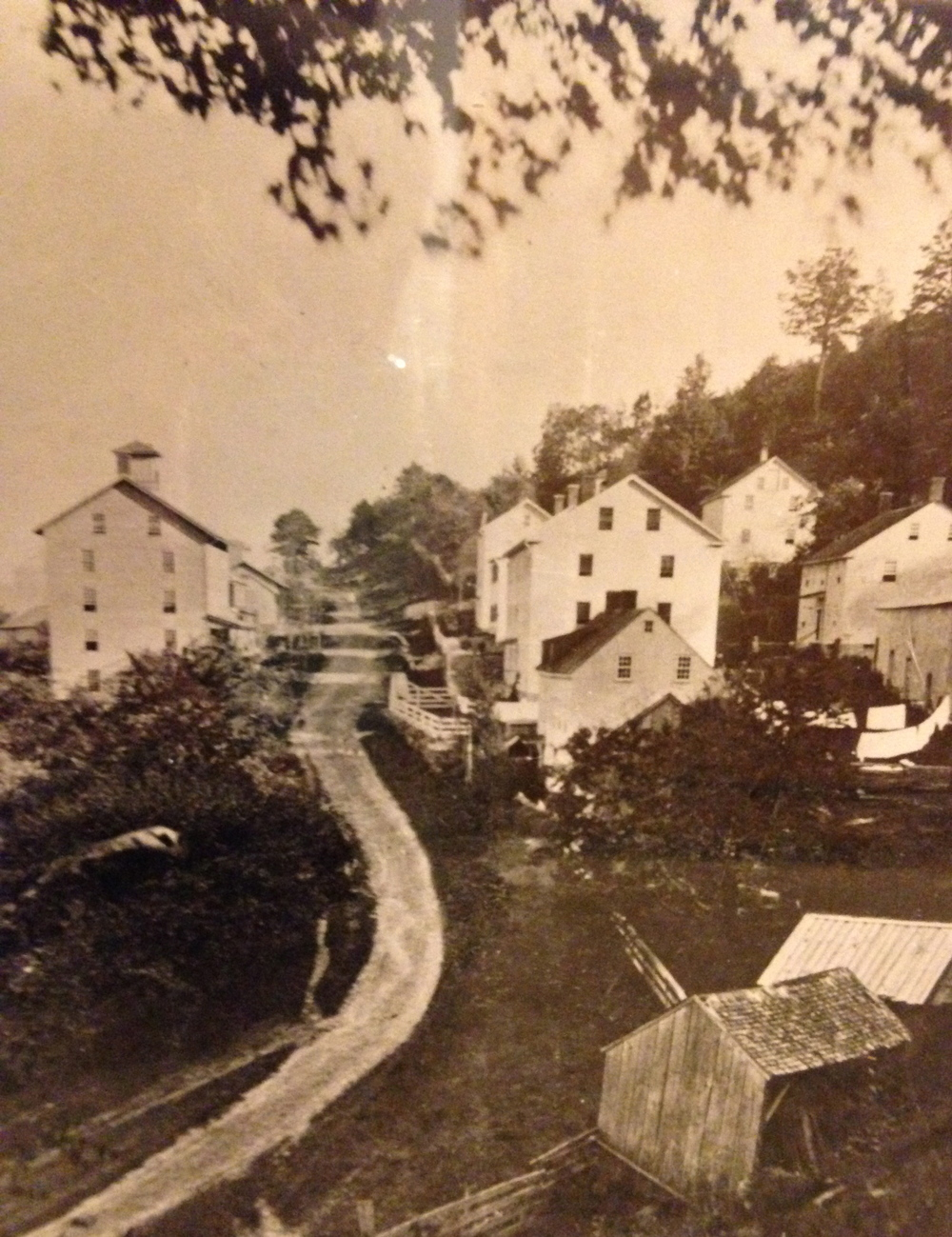 Local Shaker settlement (date unknown)