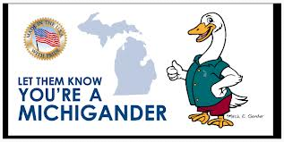 "Vocabulary note: a ""gander"" is a male goose."