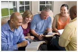Bible study group (source: atlantavineyard.com)
