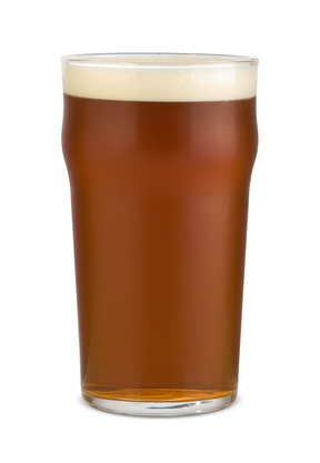 British pint  (source: Fotolia.com)