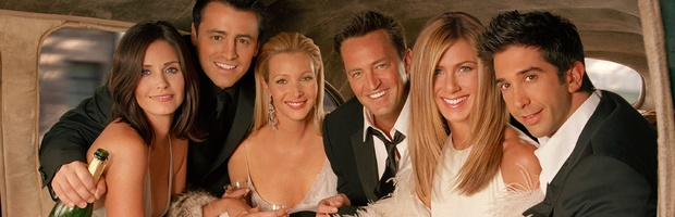 Courtney Cox, Matt LeBlanc, Lisa Kudrow, Matthew Perry, Jennifer Aniston, David Schwimmer