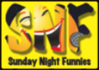 Sunday Night Funnies, in Grand Rapids, MI, gives professionals and amateurs a chance to practice their joke-telling.