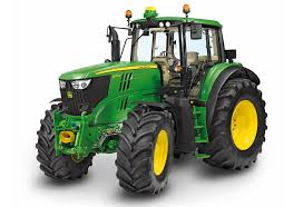 John Deere farm tractor (photo source: www.deere.com)
