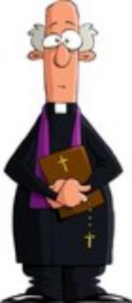 A Catholic priest