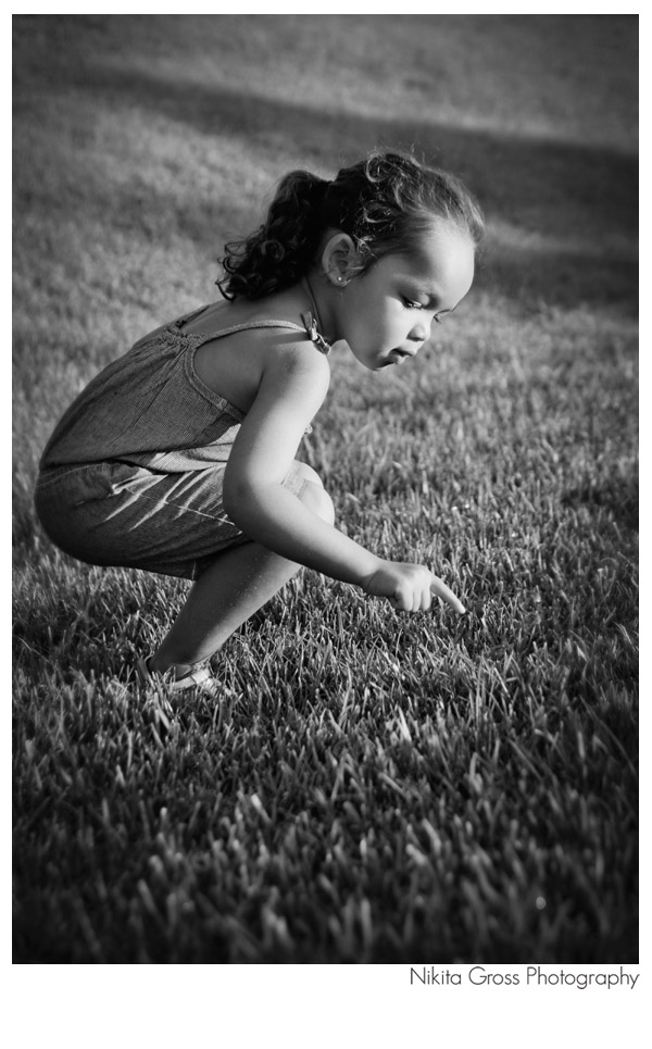 artistic children's photography