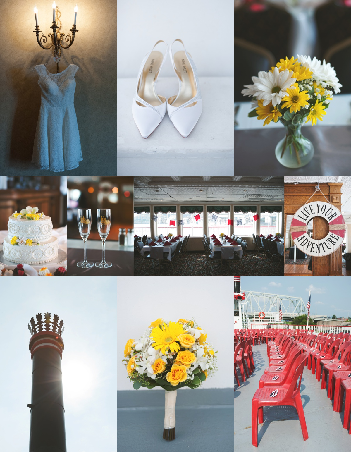b&briverboatwedding