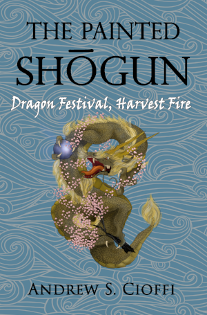 The Painted Shogun (First Three Chapters FREE)