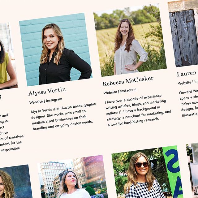 Now a part of the #creativeladydirectory There are so many talented creatives on this site and I am excited to be among them! @freelancewisdom
