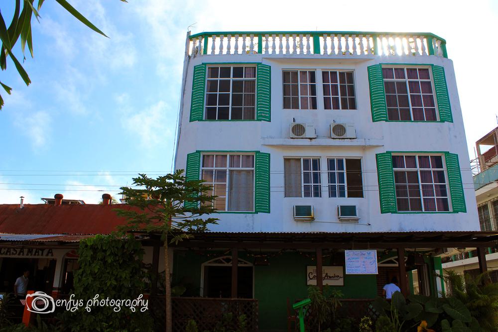 Hotel Casa Amelia -Flores, Guatemala