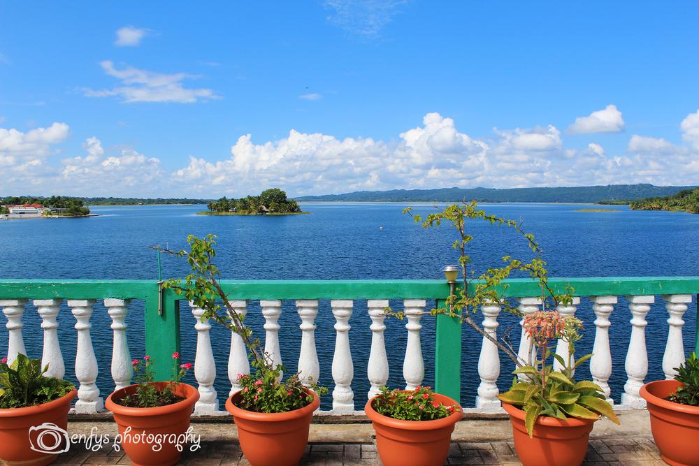 Rooftop View - Hotel Casa Amelia -Flores, Guatemala