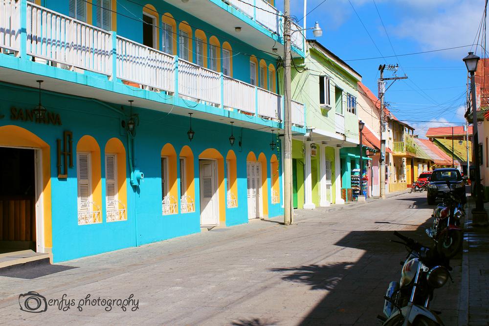 Street View -Flores, Guatemala