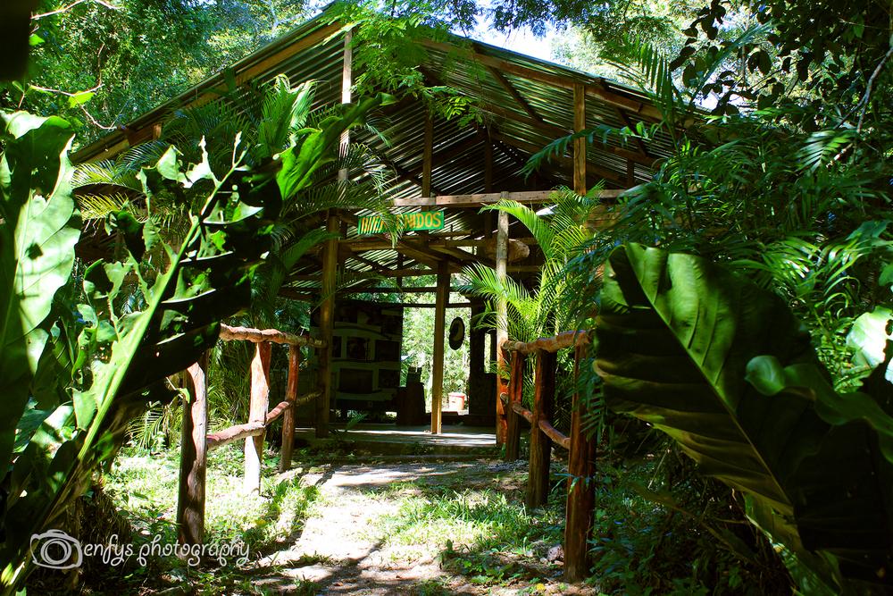 Information Centre ARCAS - Flores, Guatemala