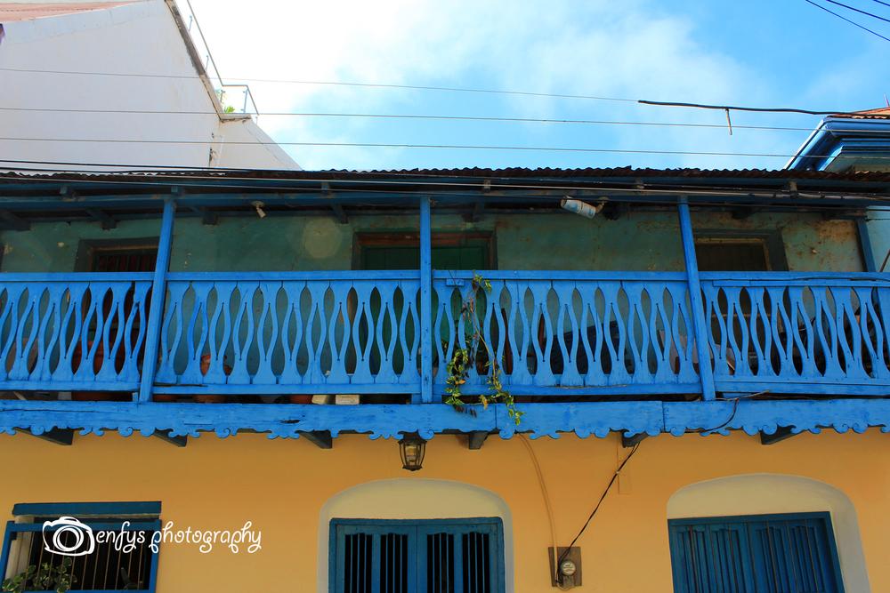 Colourful Hotel -Flores, Guatemala