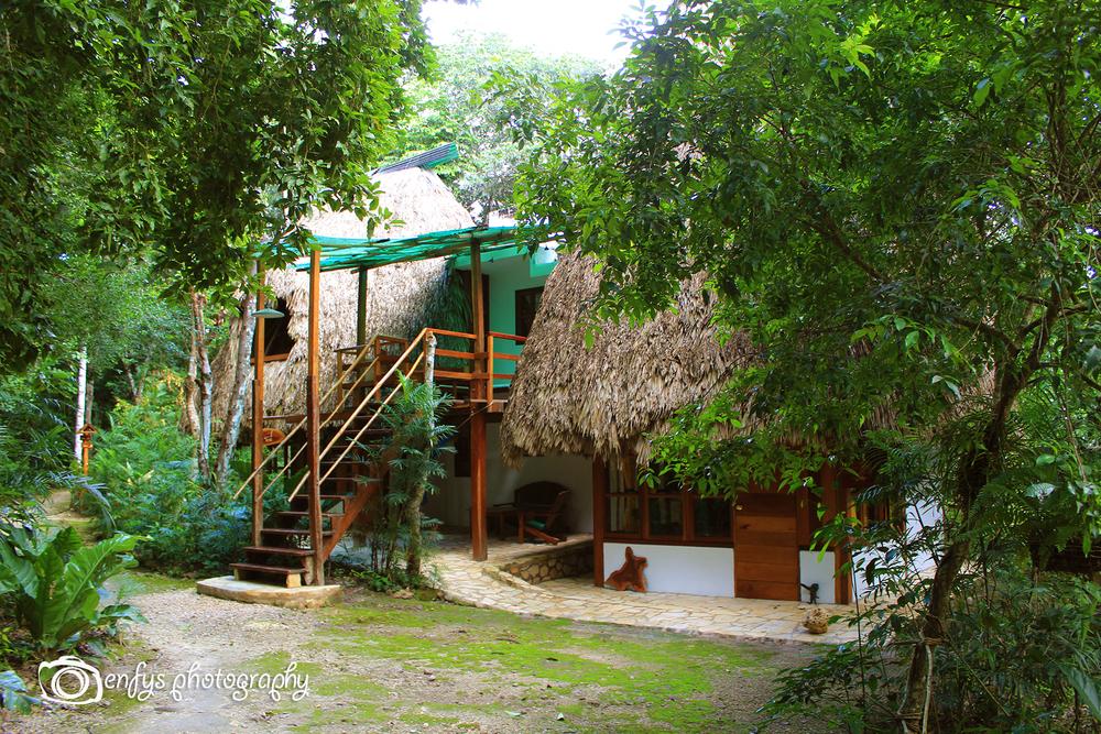 Hotel Posada del Cerro -El Remate, Guatemala