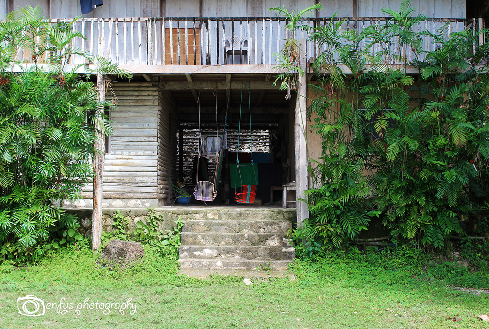 A nameless hotel -El Remate, Guatemala