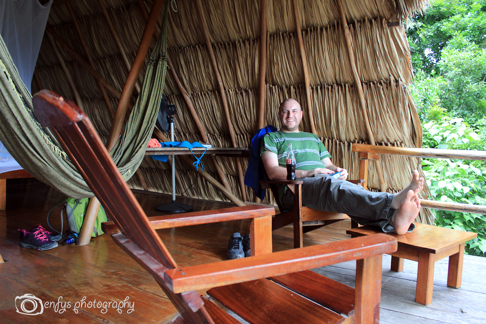 Cabin Relaxin' Posada del Cerro - El Remate, Guatemala