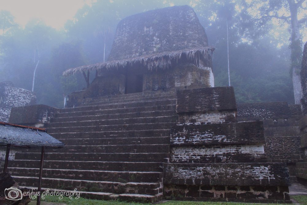Ruins of Tikal Tikal National Park, Guatemala