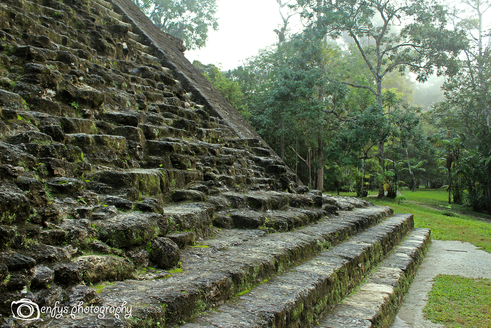 - Tikal National Park, Guatemala