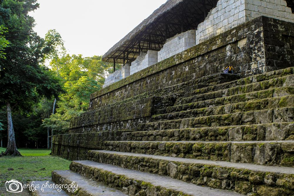 -Yaxha. Peten, Guatemala