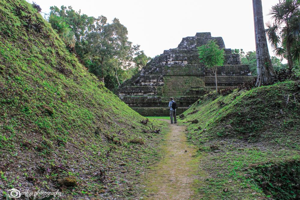 -Yaxha - Peten, Guatemala