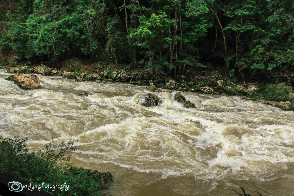 Rapids  -Semuc Champey, Guatemala