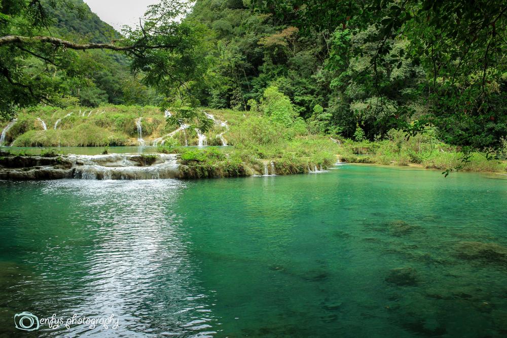 -Semuc Champey, Guatemala
