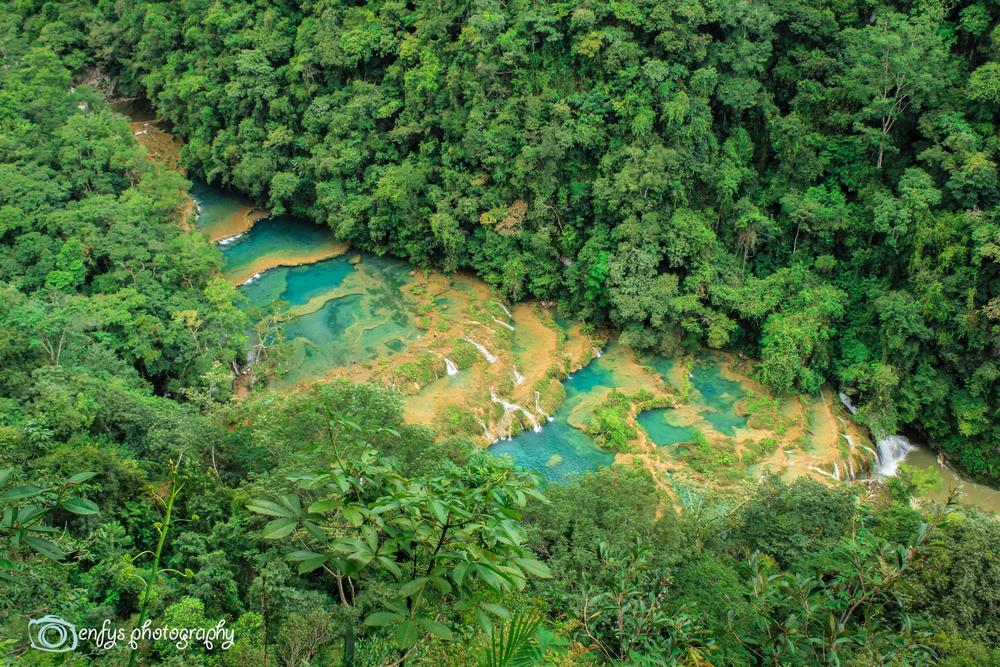 -Semuc Champey, Guatemala (Click to enlarge)