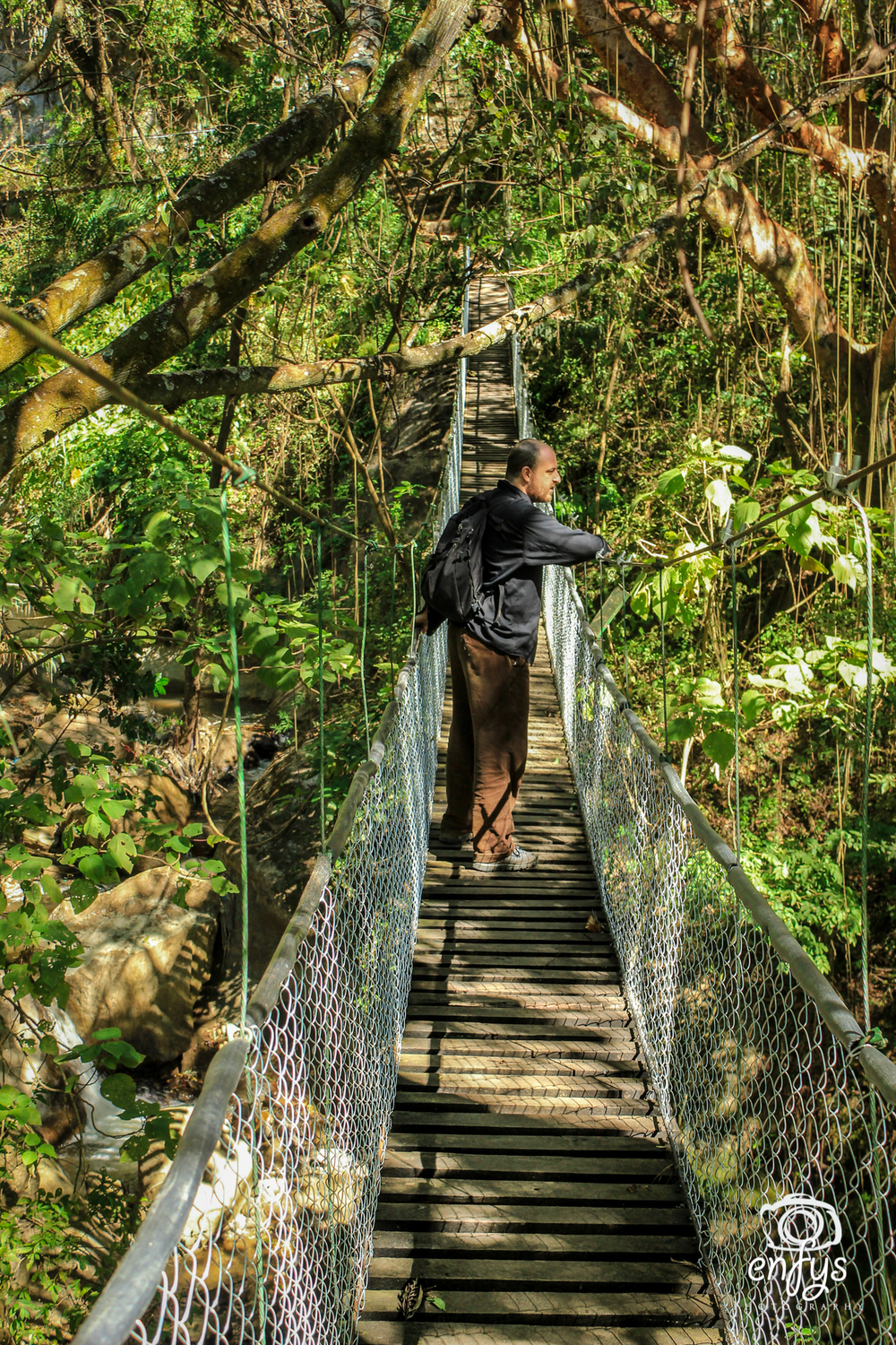 More bridges (Click to enlarge) -Atitlan Nature Reserve - Panajachel, Guatemala