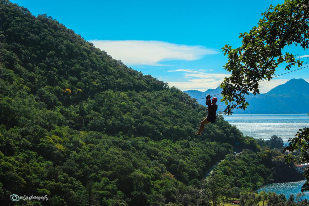 -Atitlan Nature Reserve - Panajachel, Guatemala