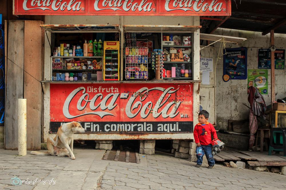 -Panajachel, Guatemala