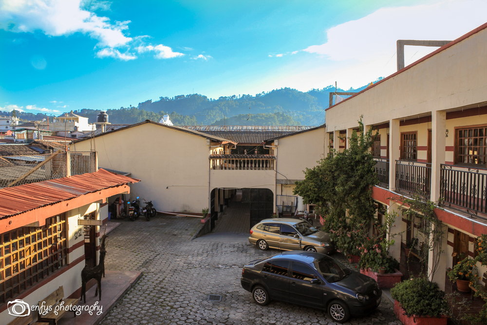Hotel Giron -Chichicastenango, Guatemala