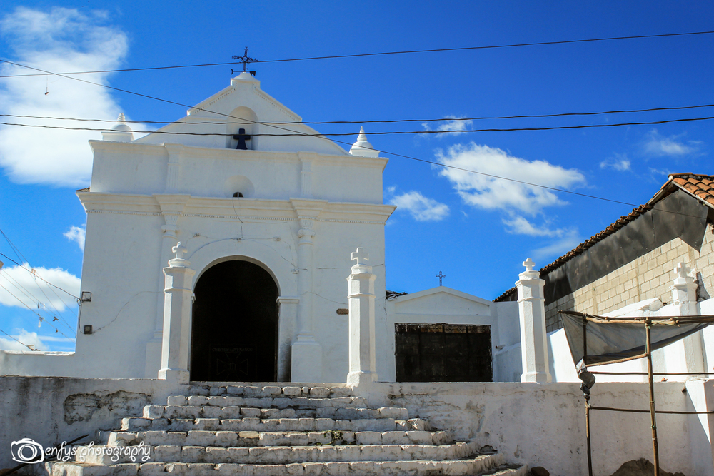 Unnamed Church -Chichicastenango, Guatemala