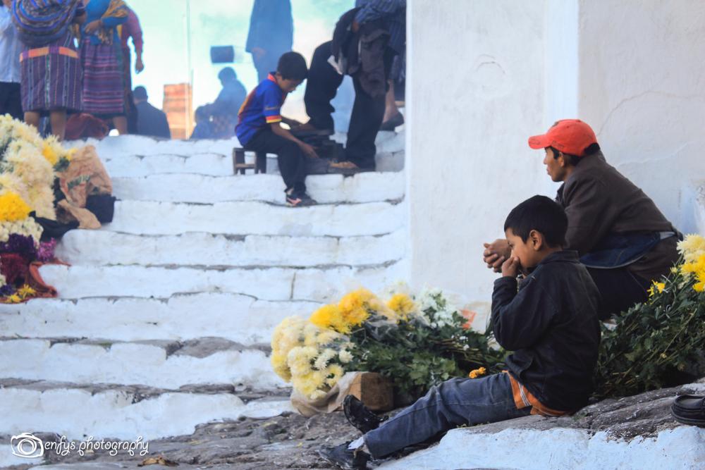 Santo Tomas  -Chichicastenango, Guatemala