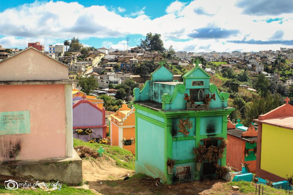 -Chichicastenango, Guatemala
