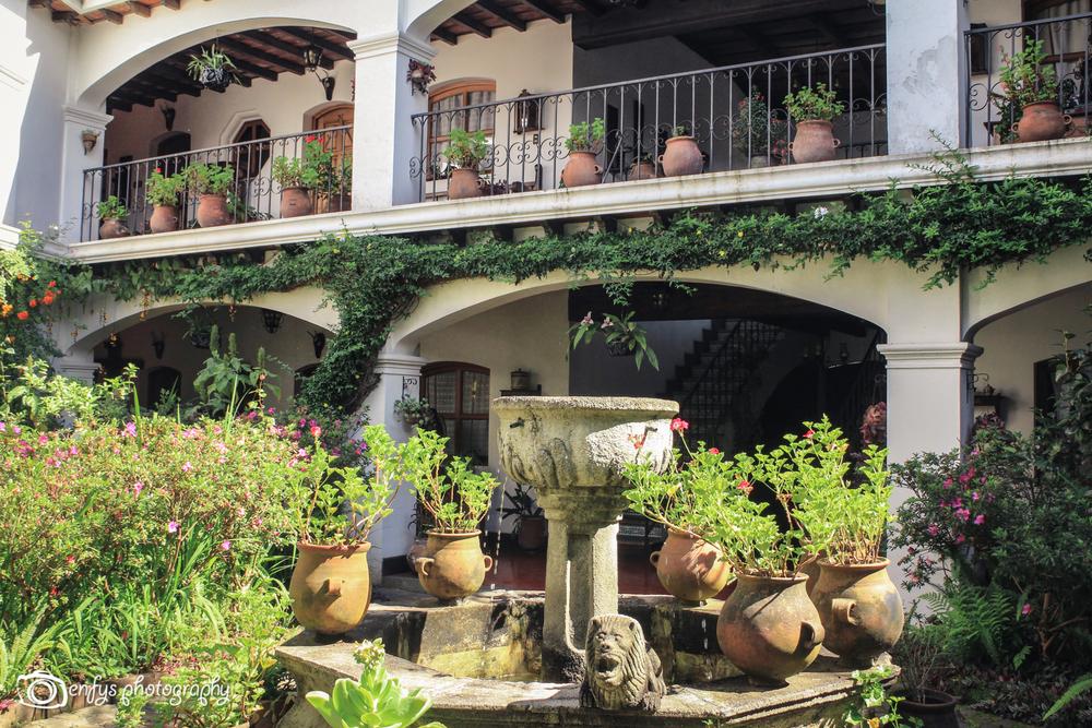 Santo Tomas Hotel  -Chichicastenango, Guatemala