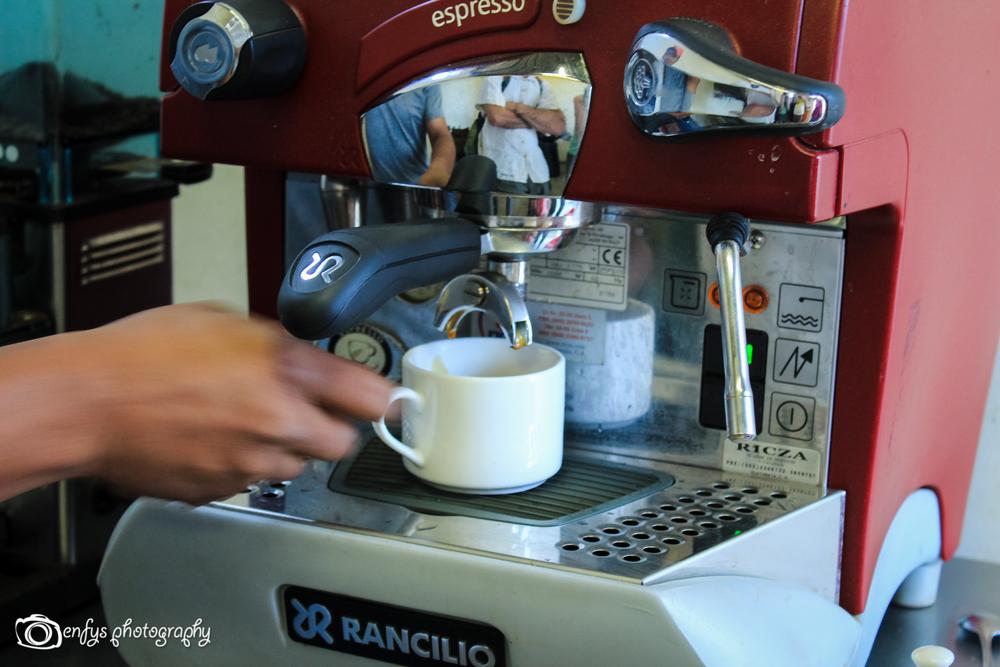 Brewing! -San Pedro la Laguna, Guatemala