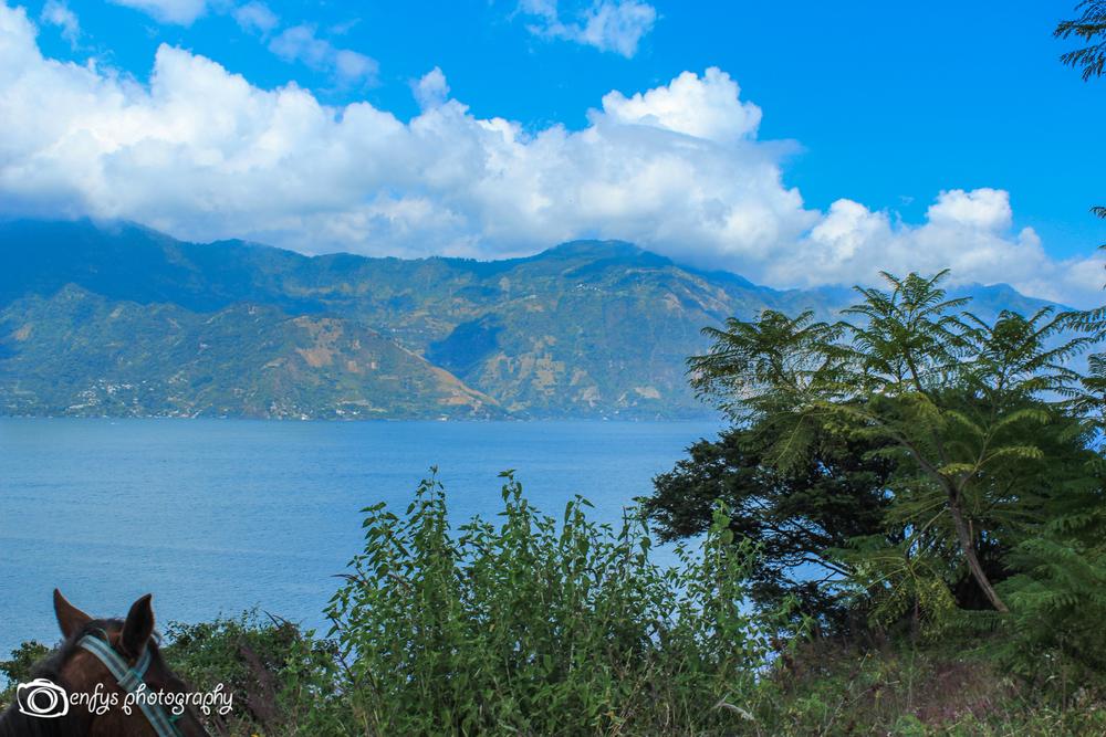 Lake Atitlan San Pedro la Laguna, Guatemala
