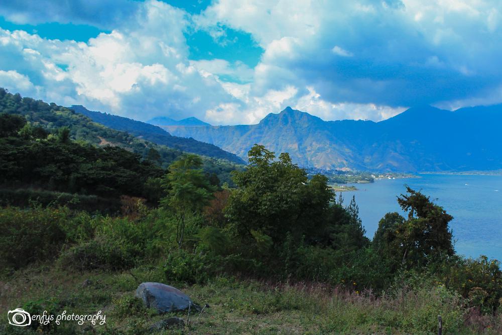 Lake Atitlan -San Pedro la Laguna, Guatemala