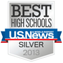 Silver Medal 2015