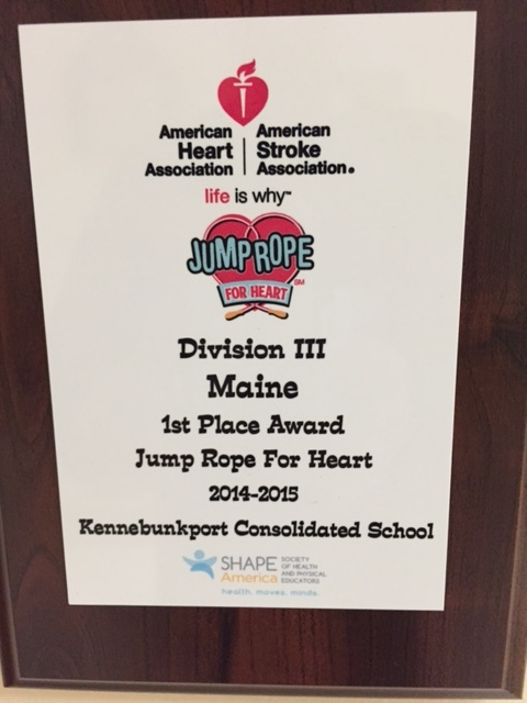 KCS - Jump Rope for Heart