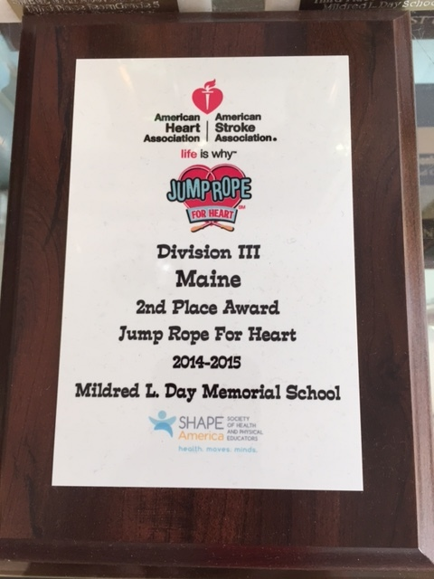 MLD - Jump Rope for Heart