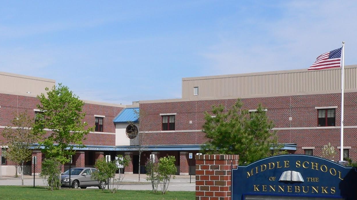 the middle school of the kennebunks maine regional school unit 21
