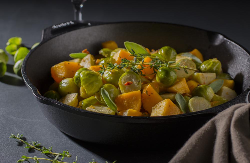 Herb Roasted Veggies
