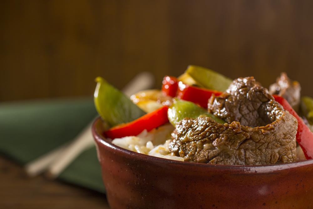 Vegetable Beef Stir-Fry