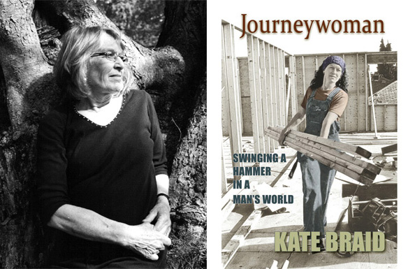 Kate Braid's new memoir,  Journeywoman .