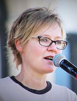 Victoria's Poet Laureate Yvonne Blomer