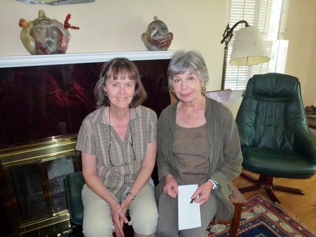 Copy of Rhona McAdam and Jane Munro